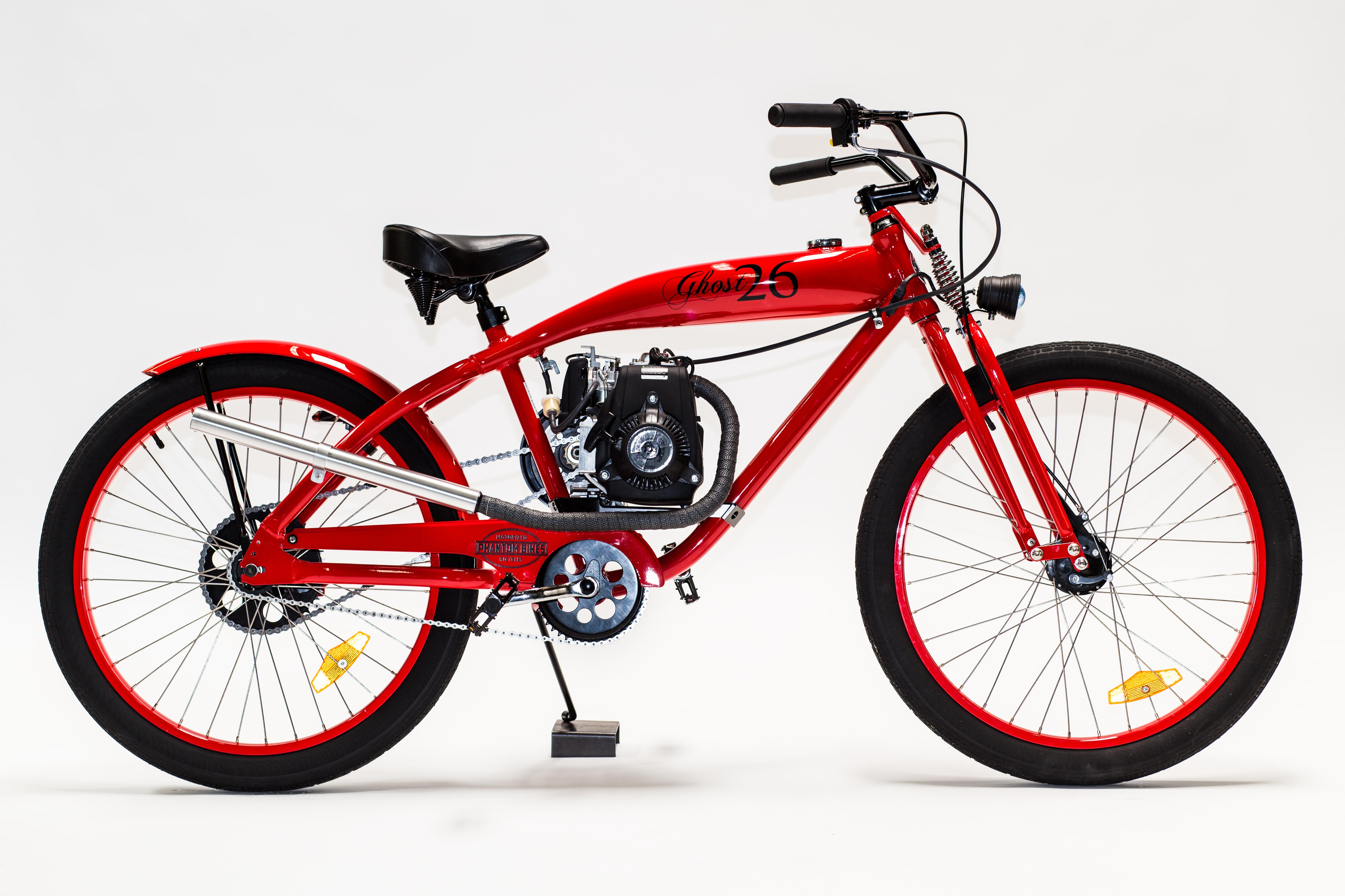 Phantom bikes 11 phantom bikes for Motorized bicycle laws california