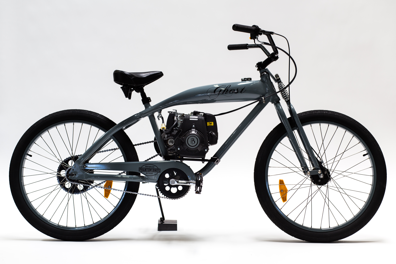 Phantom bikes 12 phantom bikes for Motorized bicycle laws california