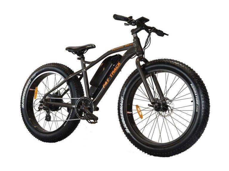 Fat Track Electric Mountain Bike by Phantom Bikes