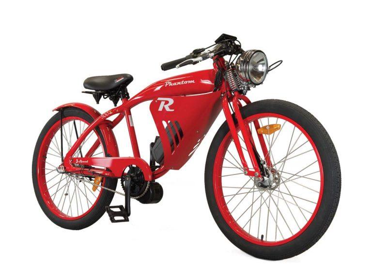 Phantom R Electric Bicycle by Phantom Bikes