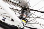 3-Speed Nexus Rear Hub on the Phantom Vision electric bicycle by Phantom Bikes