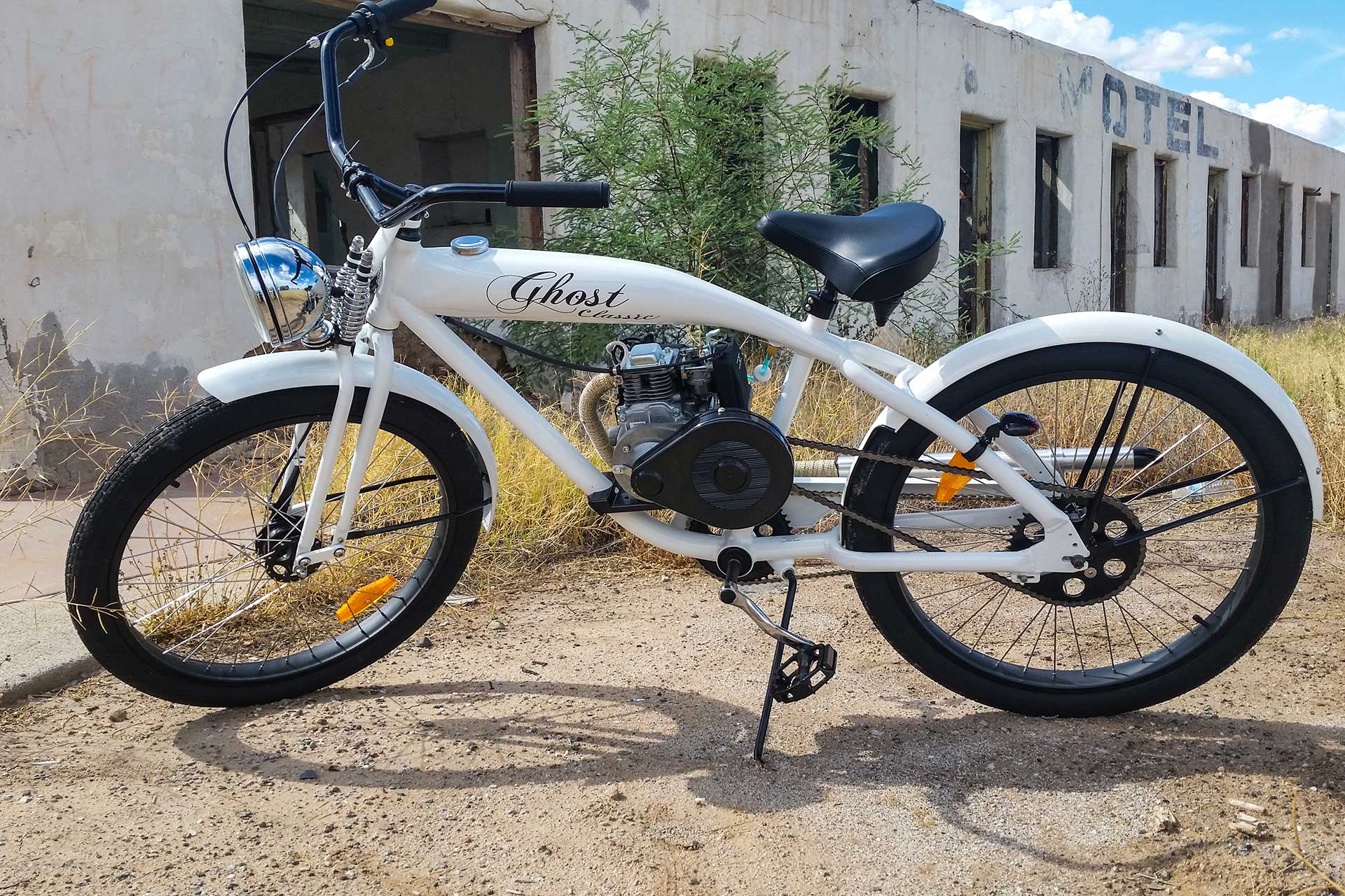 Motorized Bicycles Electric Bikes Phantom Bikes