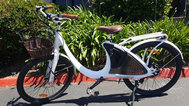Phantom Swirl electric bicycle by Phantom Bikes
