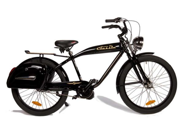 Santa Fe Classic, Electric Bike by Phantom Bikes