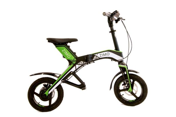 Zimo Electric Scooter by Phantom Bikes